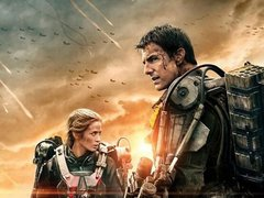 [Poster for Edge of Tomorrow ]