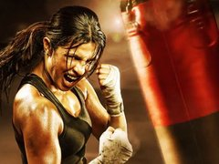 [Poster for Mary Kom with  Mary Kom, Priyanka Chopra, Darshan Kumaar, Rajni Basumatary, Omung Kumar]