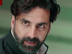 [Poster for Gabbar Is Back with Gabbar Is Back, Akshay Kumar, Shruti Haasan, Krish]