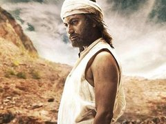[Poster for Manjhi The Mountain Man with Manjhi The Mountain Man, Nawazuddin Siddiqui, Radhika Apte, Ketan Mehta]
