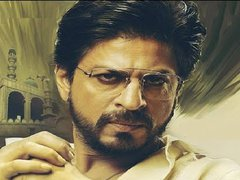 [Poster for Raees]